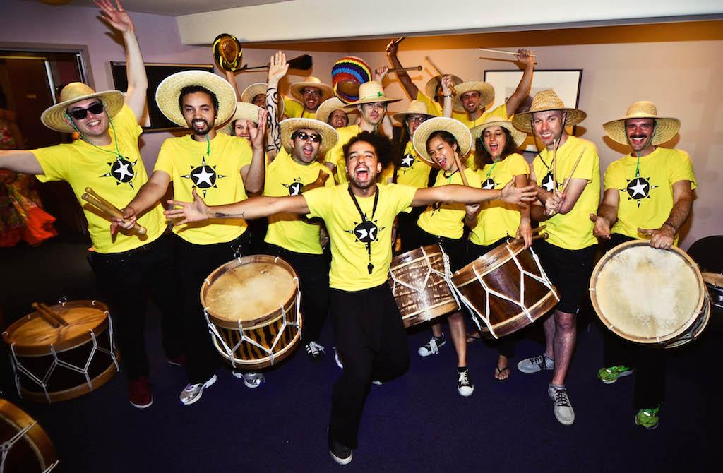 Bands & Ensembles - African Drumming