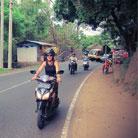 drumming Bali