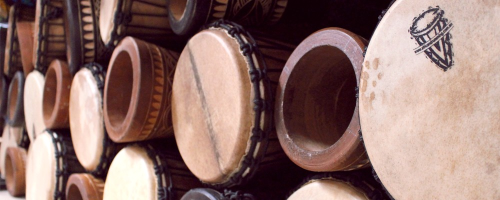 Indo Series Djembes