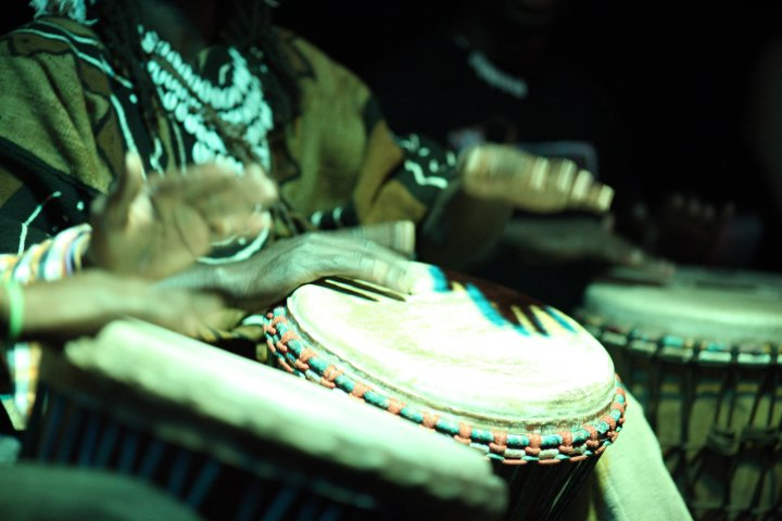 Djembe Solo Tip No 1.