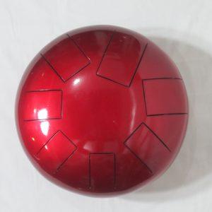 Red D minor ii