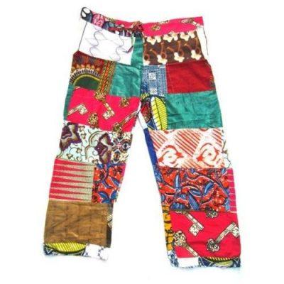 African performanc e pants