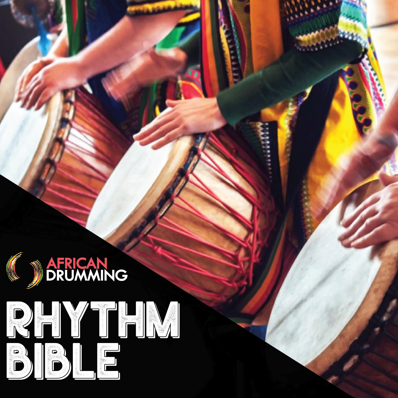 Rhythm Bible Cover - sqaure