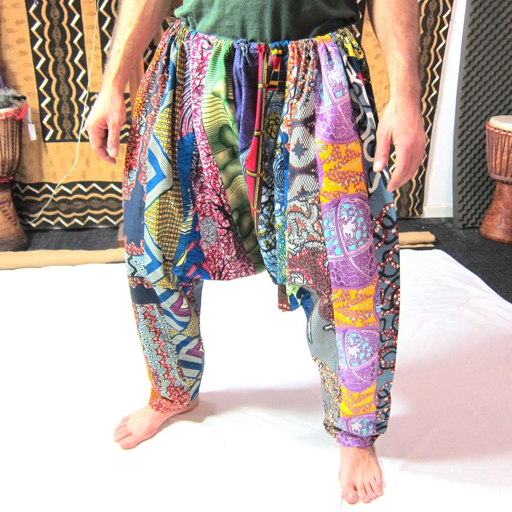 Ghana uber pants-II
