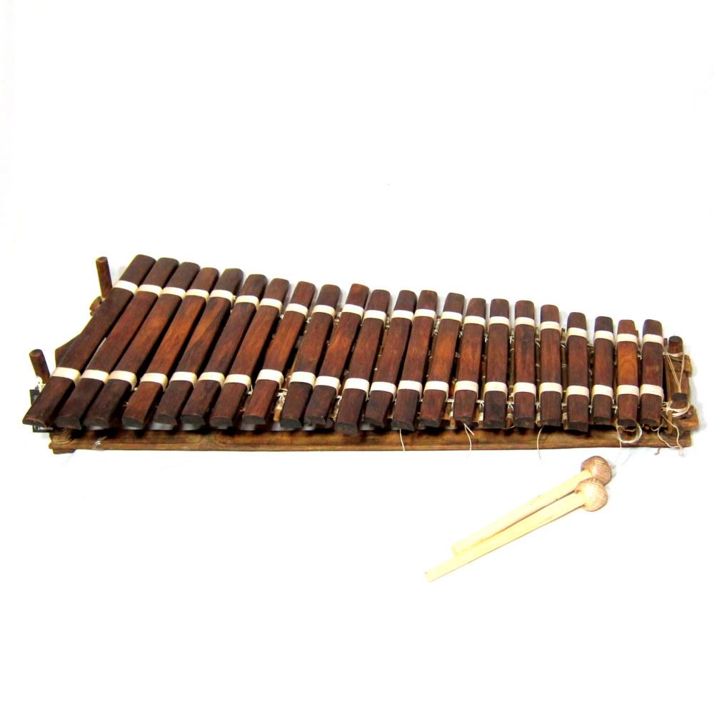 22-key balafon-I