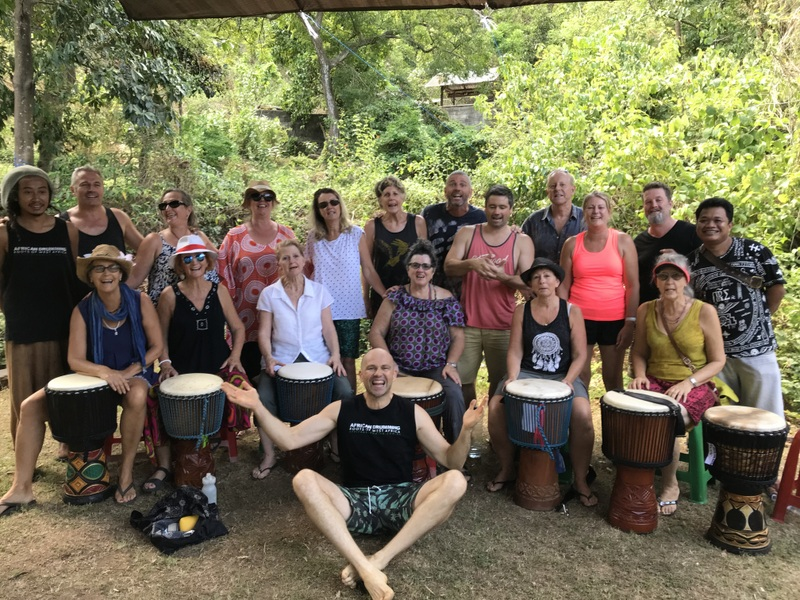 Bali Drum Camp is back in 2019!