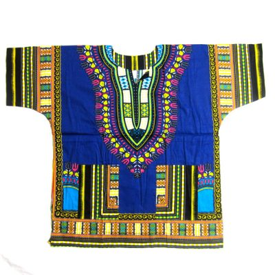 Dashiki, vibrant African threads direct from Ghana, West Africa