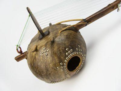 Ngoni African Instrument - Ouaga - Master Series N'Goni - 16 String