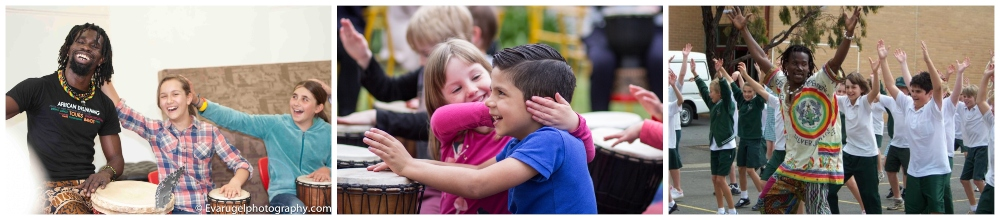 When the quiet child takes charge: inclusivity and confidence through African drumming ?