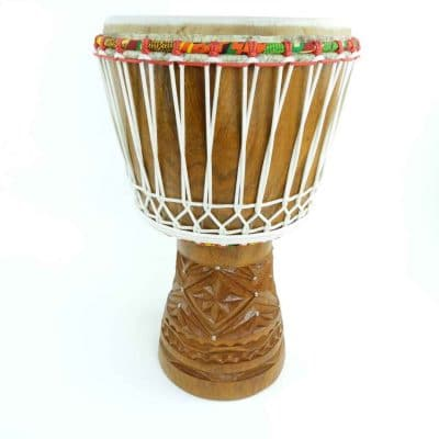 Master series djembe, made from hardwood