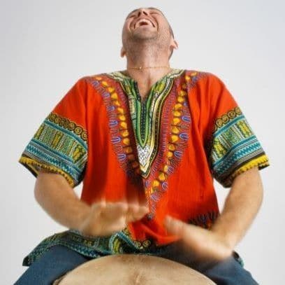 Online Enduro Djembe Classes. Musical fitness for the body and mind!