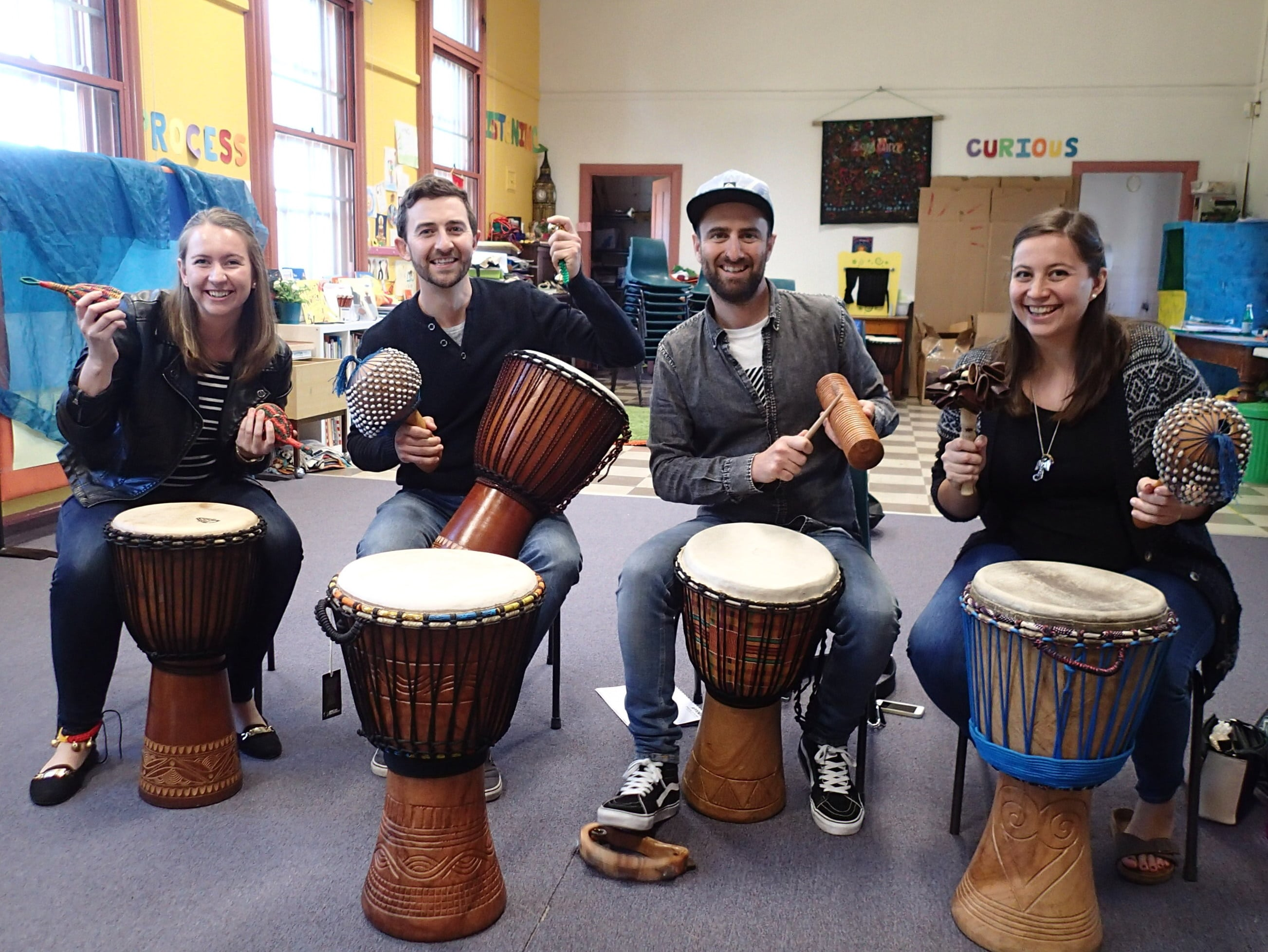We have introduced a brand new Professional Development workshop called Adjusting to Change, equipping teachers with new musical tools and resources.