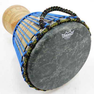 vegan drum djembe synthetic