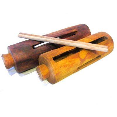 krin log drum